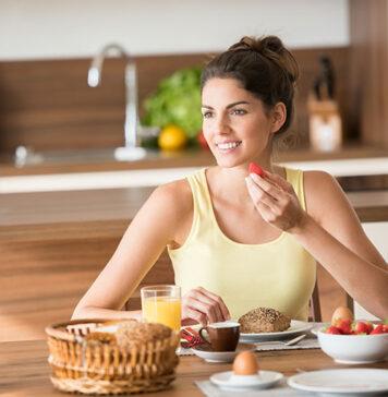 dietetyczne śniadanie na odchudzanie